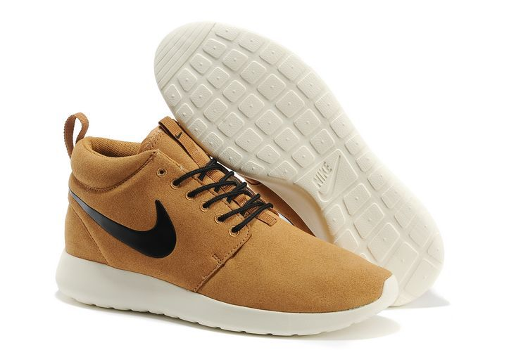 hot sale online 1f606 f9712 ... aliexpress womens nike roshe run slip camel aaef9 eab0a