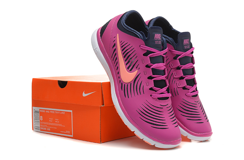 online retailer f732d ed224 2014 WMNS Nike Free Balanza Red Black Shoes For Women