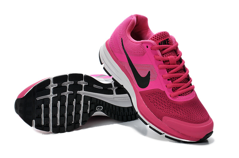 2014 Women Nike Air Pegasus+30 Pink Running Shoes