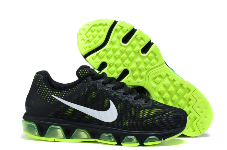 Nike Air Max 2015 20K6 Black Fluorscent Green Shoes