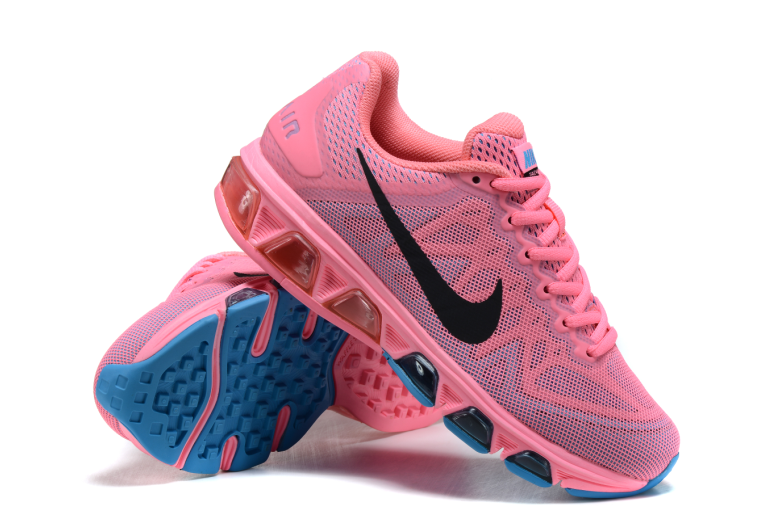 Nike Air Max 2015 20K6 Women Pink Blue Shoes