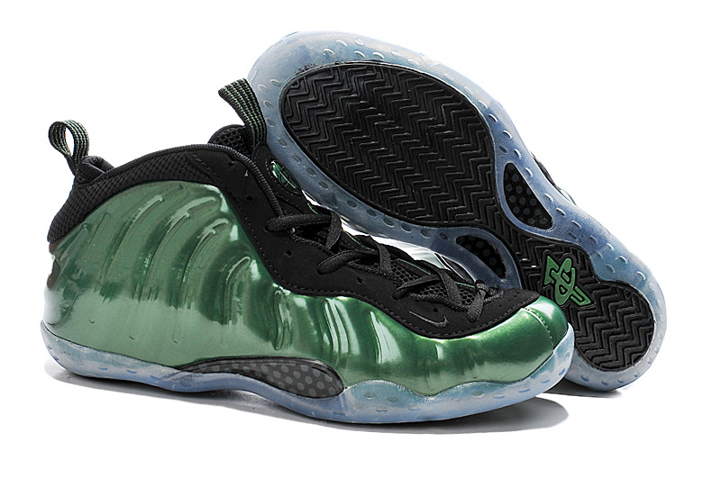 2015 Nike Air Foamposite One Metallic Green For Sale