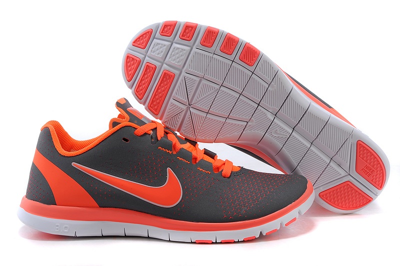 online retailer a76ce 3ef14 2015 Nike Free 3.0 Black Orange Running Shoes