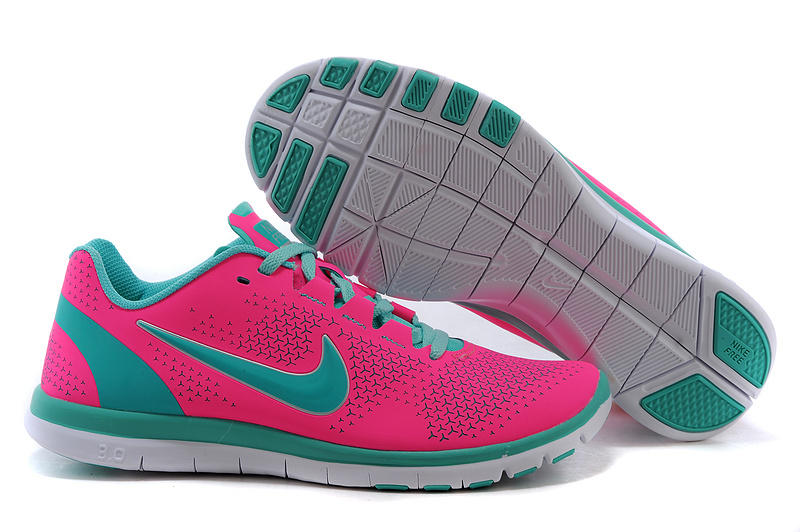 3919ca4511a5 2015 Nike Free 3.0 Pink Green Running Shoes