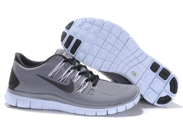 Nike Free 50 2 Running Shoes Grey Black