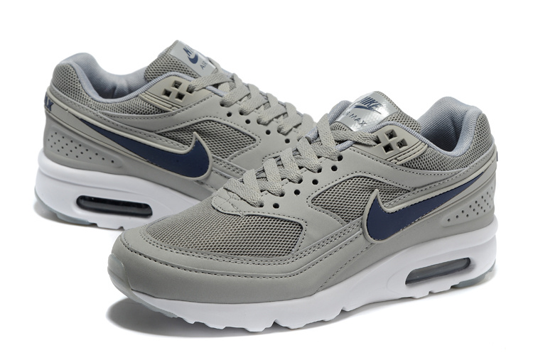 2016 Nike Air Max 85 Grey Blue Shoes