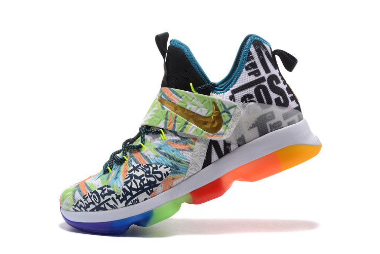 2017 Men Nike Lebron 14 Colorful Shoes