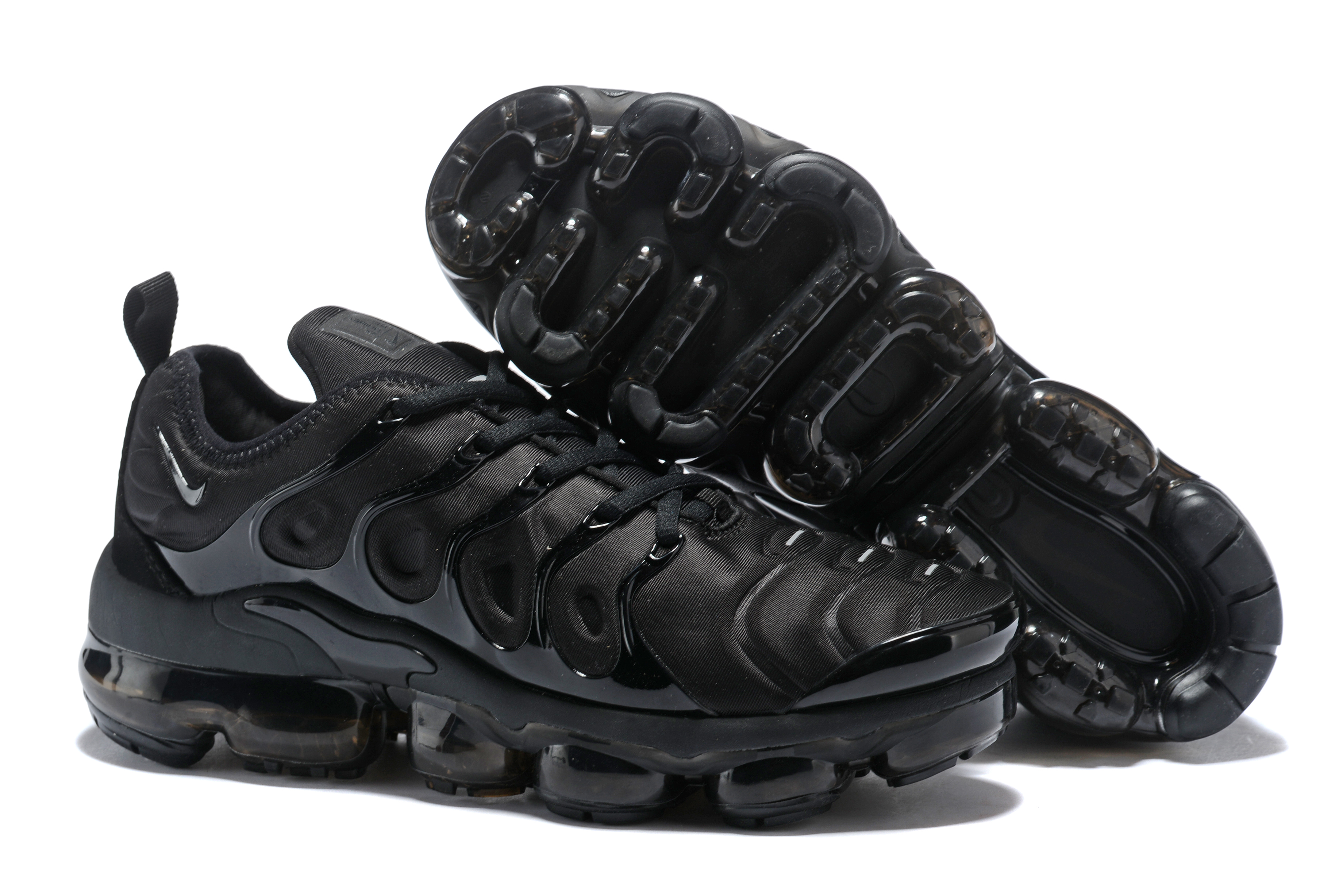 2018 Nike Air Max TN Plus All Black Lover Shoes