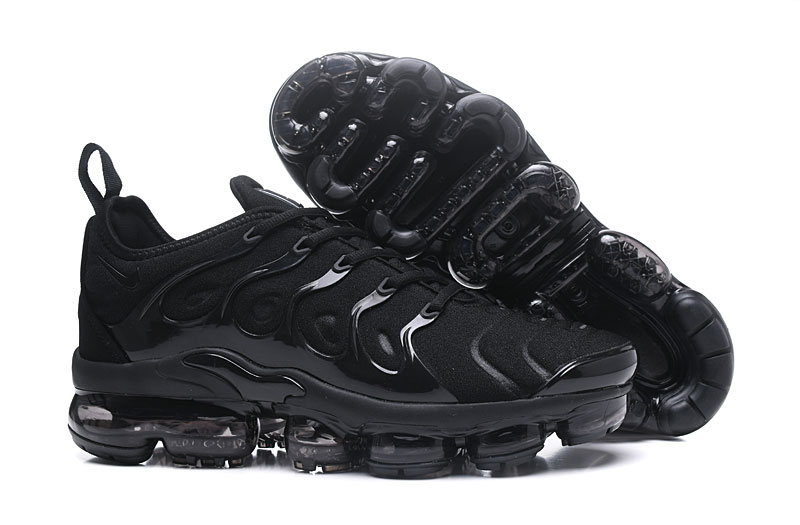 2018 Nike Air Max TN Plus All Black Shoes