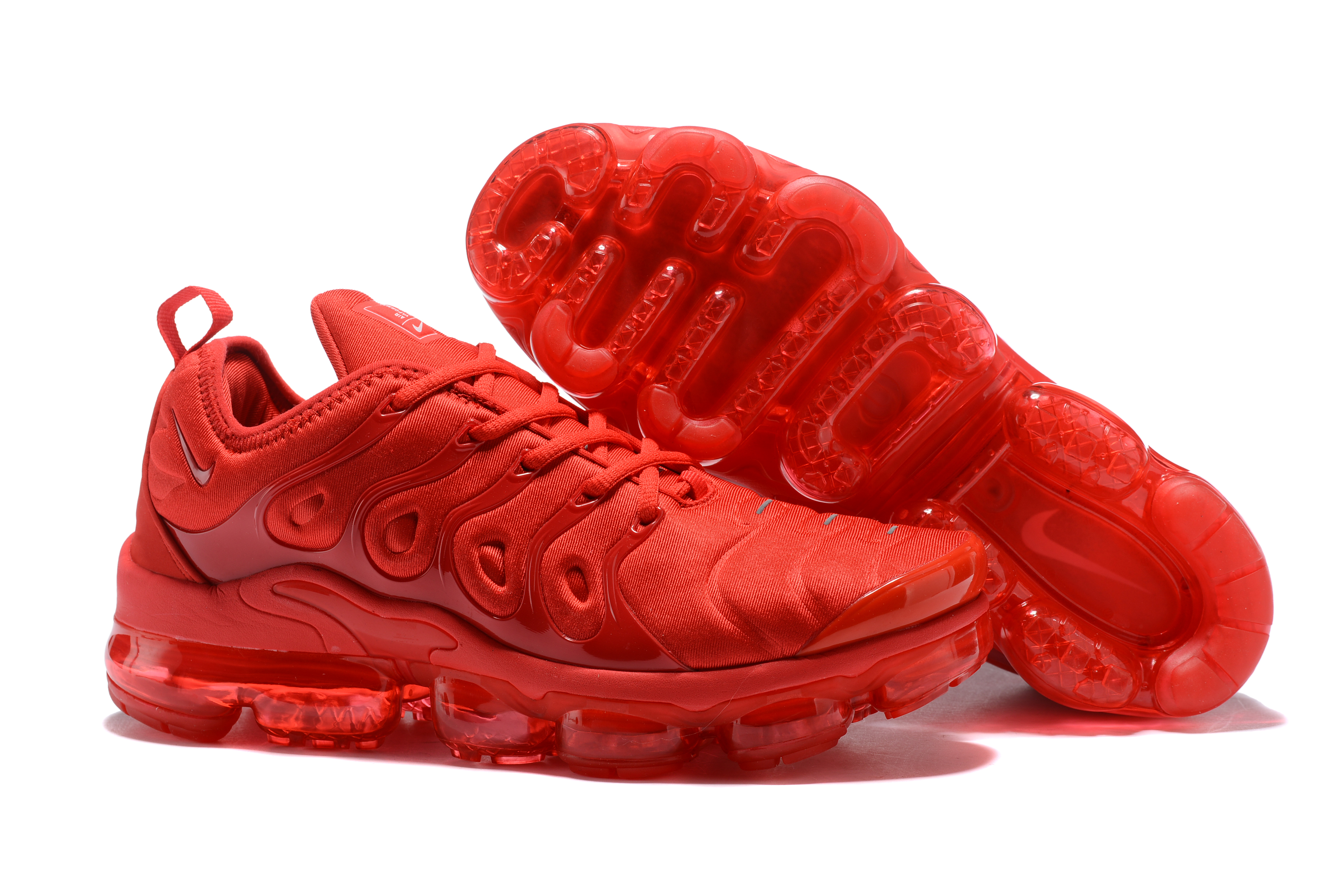 2018 Nike Air Max TN Plus All Red Lover Shoes