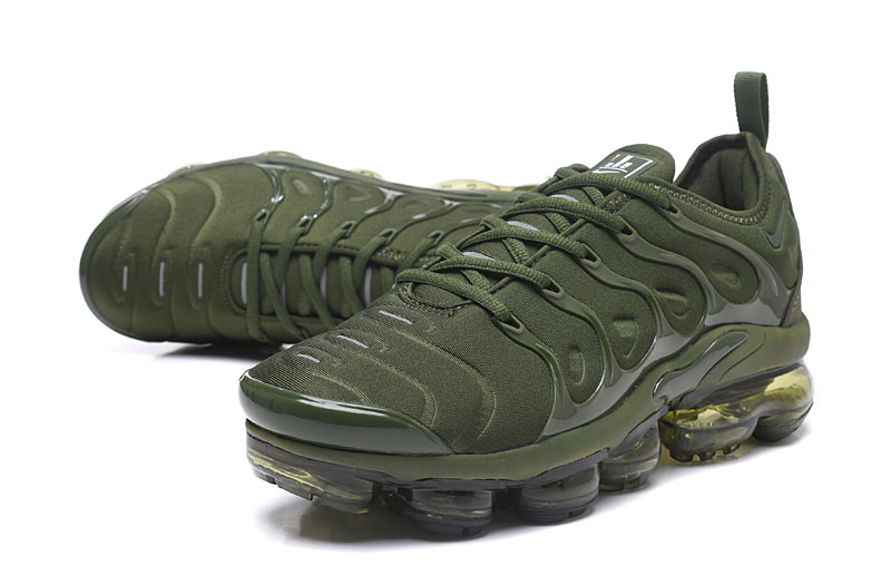 2018 Nike Air Max TN Plus Army Green Shoes