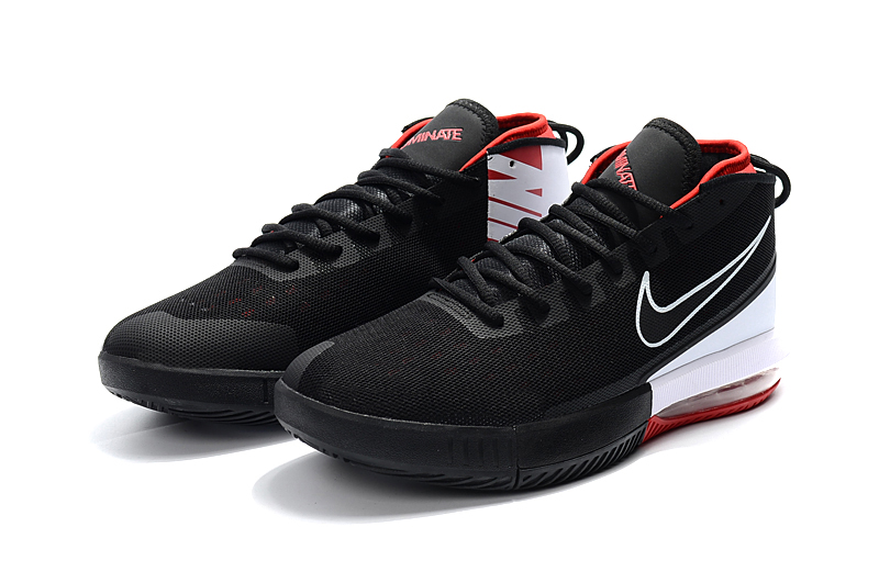 2018 NIKE AIR MAX DOMINATE EP BLACK WHITE RED