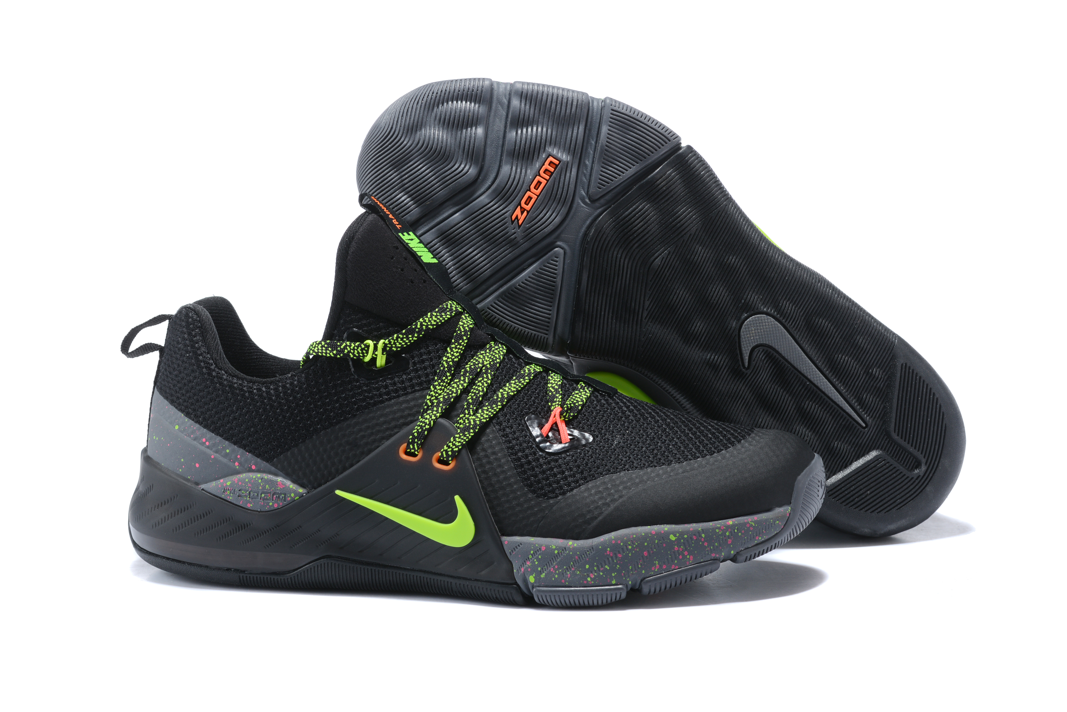 2018 Nike Zoom 2 Black Colors Shoes