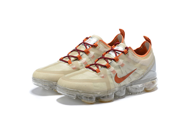 2019 Women Nike Air VaporMax Brown Grey Shoes