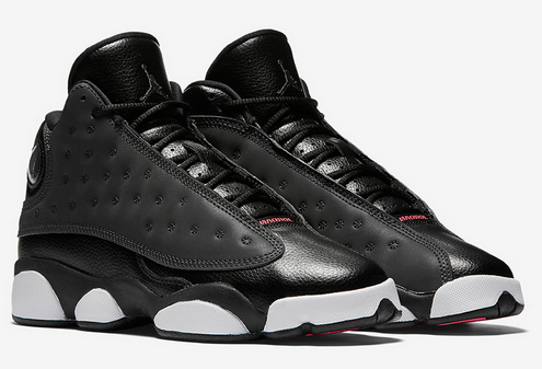 Air Jordan 13 Hyper Pink Black Anthracite Hyper Pink 3M Reflective Shoes