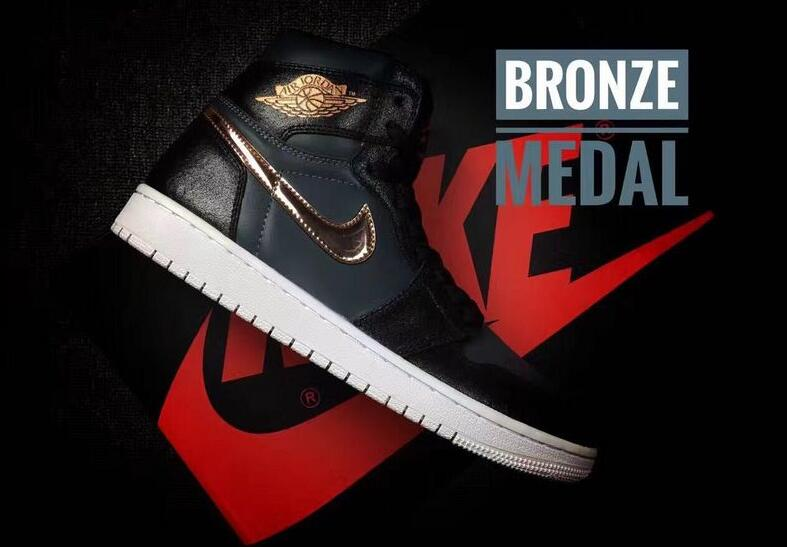 the latest aced4 cd988 Air Jordan 1 Retro High Bronze Medal