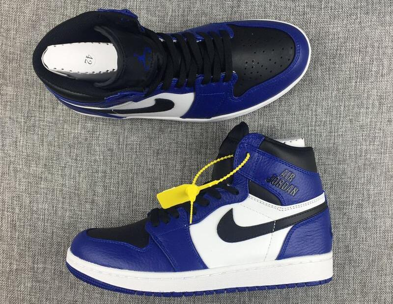 lowest price cd36f c2777 Air Jordan 1 Retro High Rare Air Alternate Royal