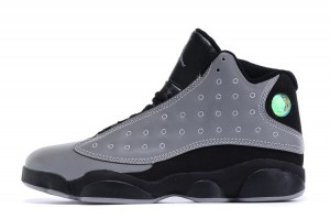 Air Jordan 13 DB 2015 Doernbecher Wolf Grey and Black