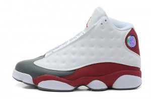 Air Jordan 13 Retro White Team Red Flint Grey