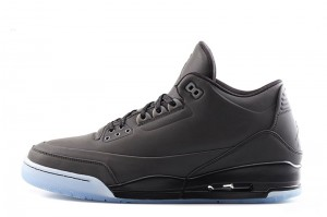Air Jordan 3 5Lab3 Black Black Clear