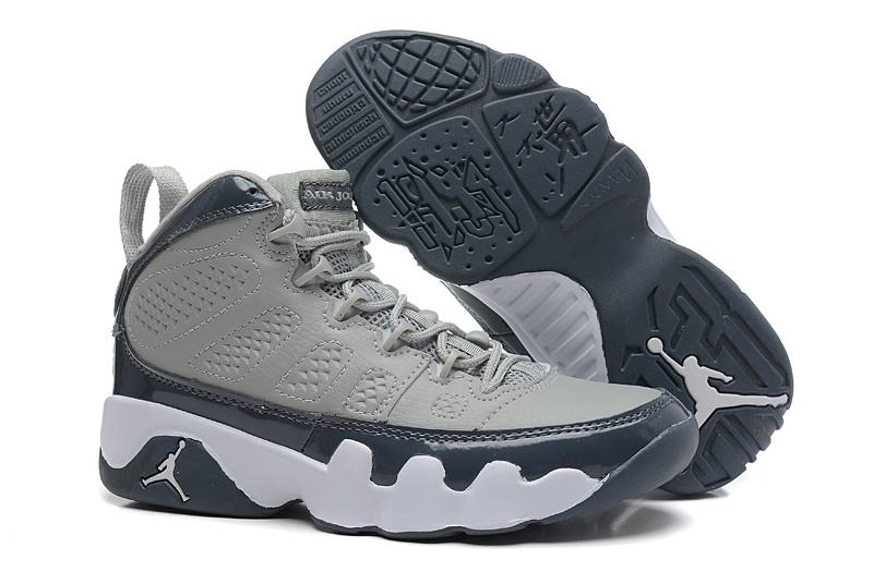 e354fa7ff1b ... release date air jordan 9 retro medium grey cool grey white for sale  online bb2c9 0f1ba