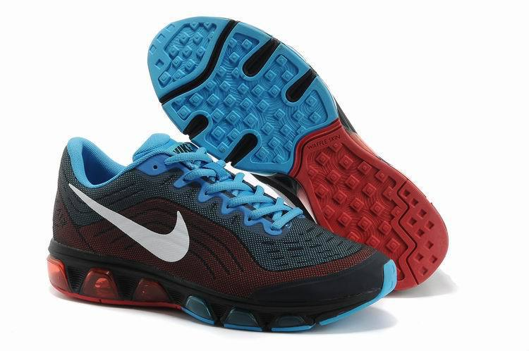 Nike Air Max 2015 Blue Black Wine Red Shoes