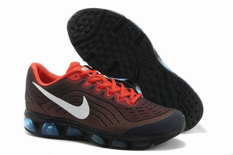Nike Air Max 2015 All Wine Red Black Orange Women Shoes