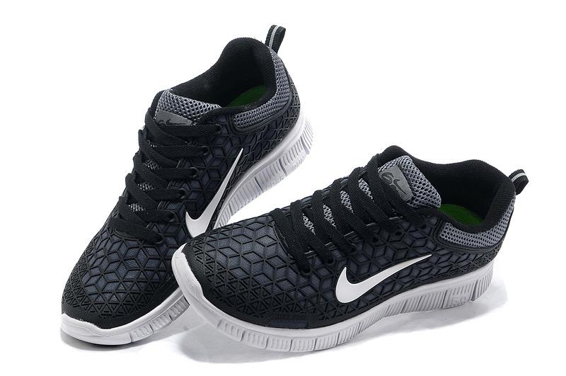 the best attitude 71eab 8d04e Nike Free 6.0 Black White Shoes