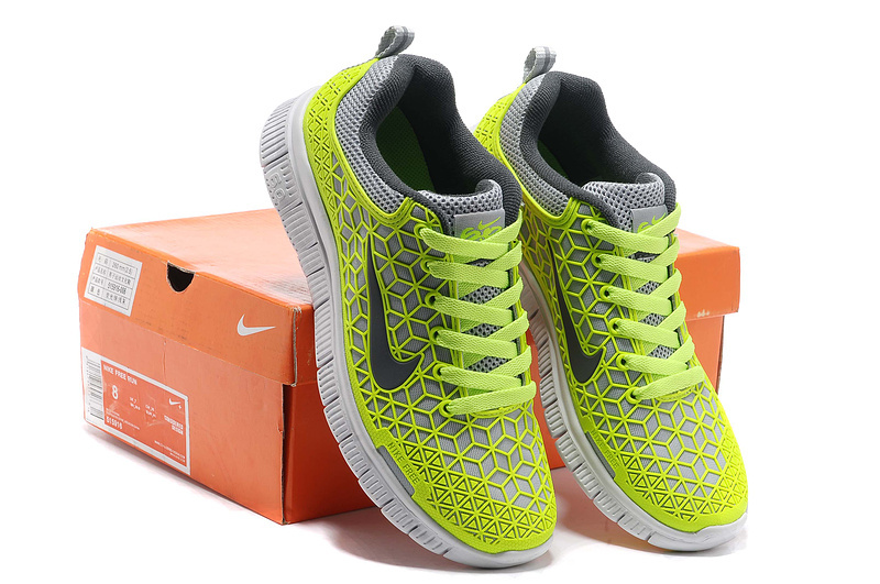 Nike Free 6.0 Fluorescent Green Shoes