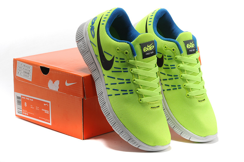 Nike Free 6.0 V2 Fluorescent Green Shoes