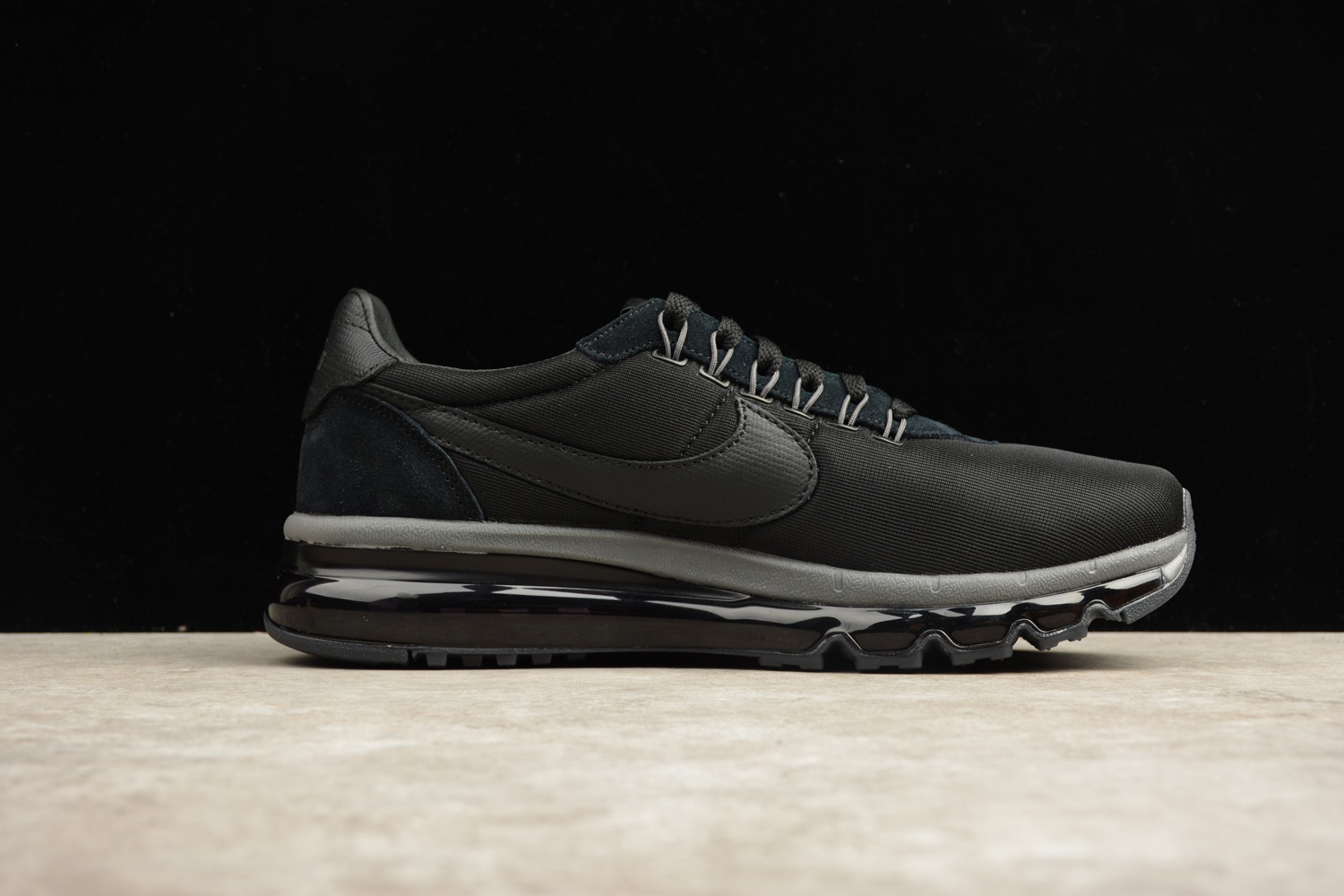 Women Nike Air Max LD Zero All Black Shoes