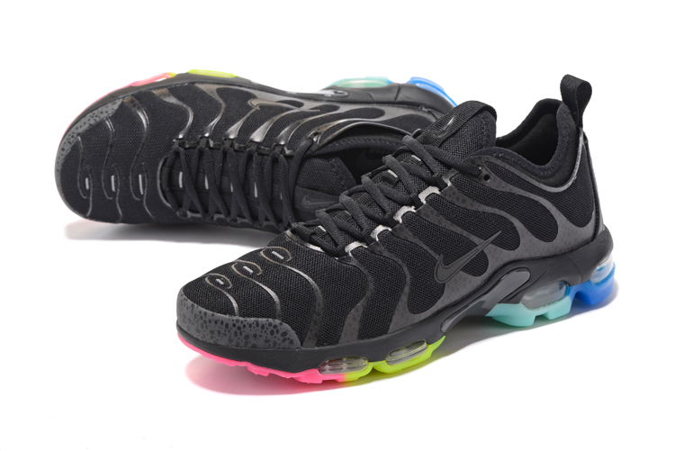 Men Nike Air Max Plus TN Black Colorful