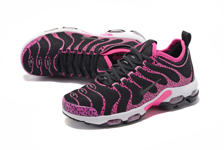 Men Nike Air Max Plus TN Black Pink