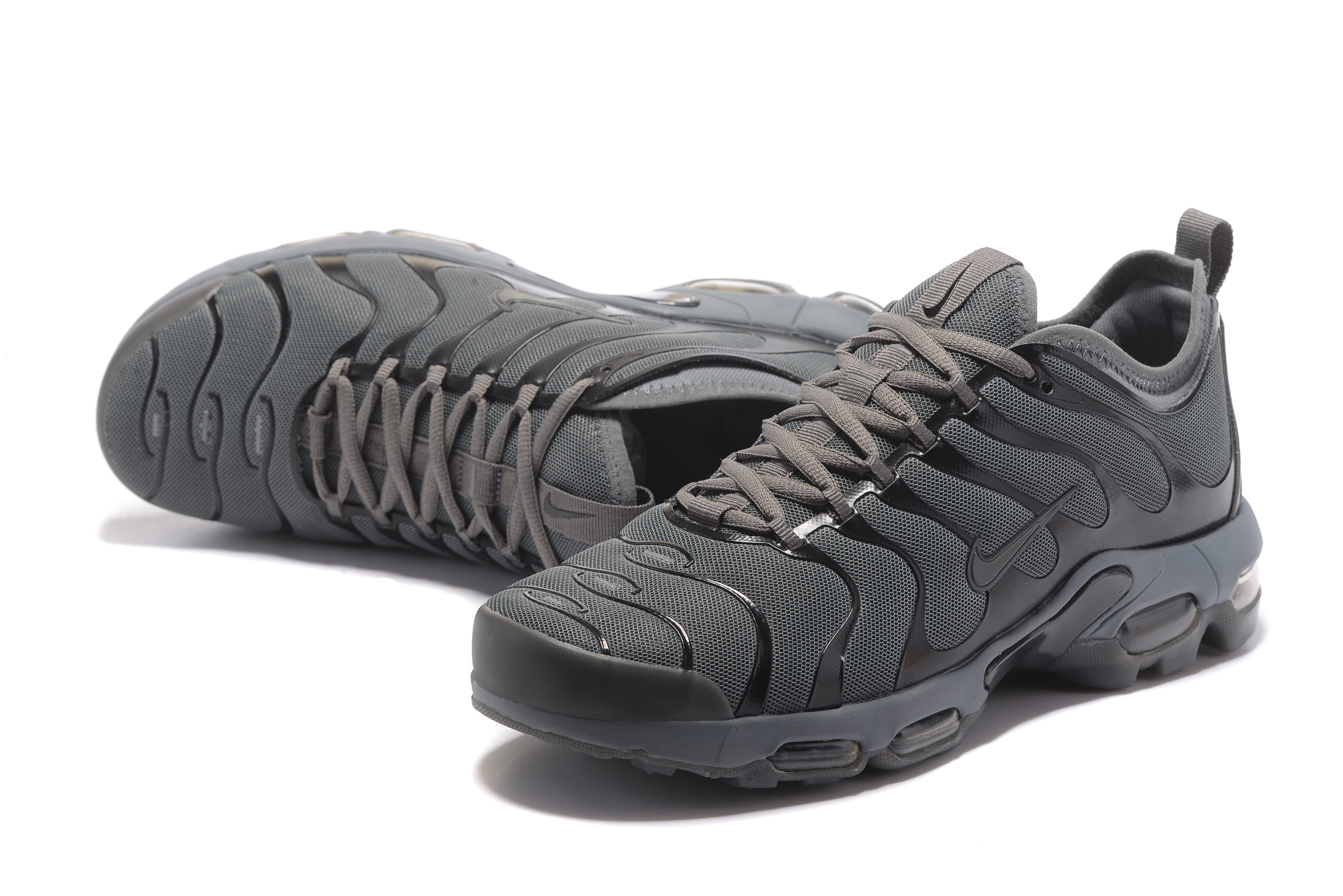 Men Nike Air Max Plus TN Carbon Black