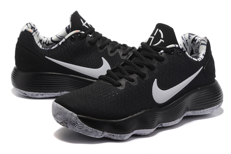 Men Nike Hyperdunk 2017 EP Black Grey White Shoes