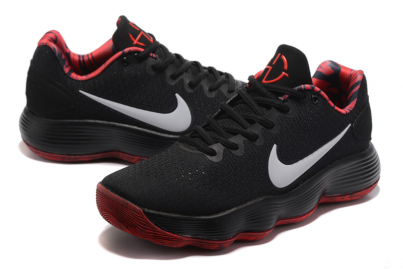 Men Nike Hyperdunk 2017 EP Black Red White Shoes