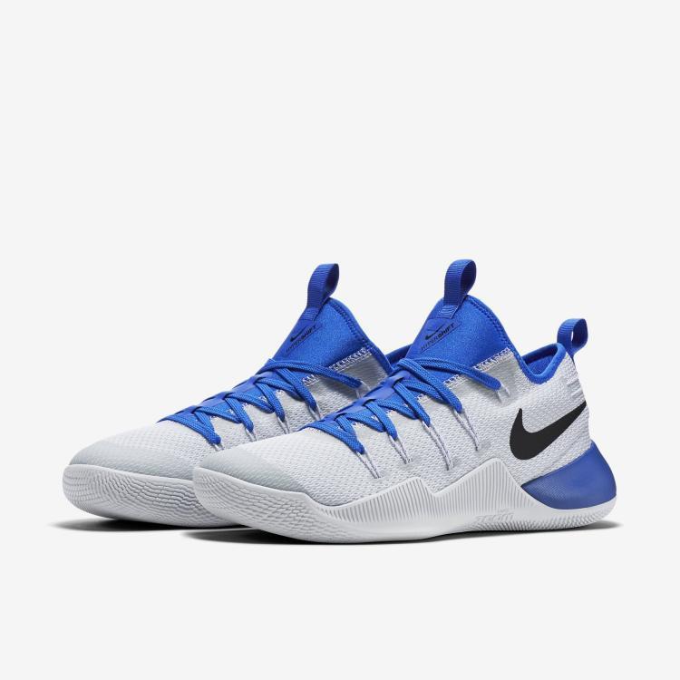 Men Nike Hypershift Draymond White Blue Shoes