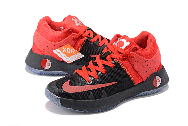 size 40 41eb0 d6904 Men Nike KD Trey 5 Black Red Shoes