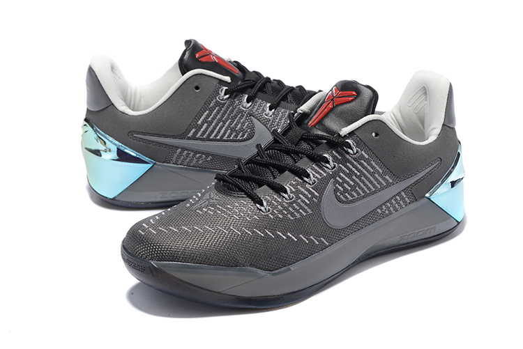 Men Nike Kobe A.D AstonMartin Carbon Grey Shoes