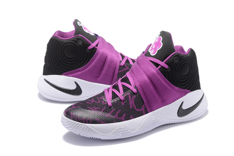 Men Nike Kyrie 3 Grap Purple Shoes