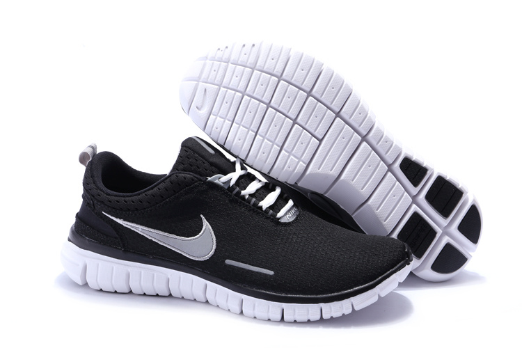Nike Free OG 2014 Running Shoes Black White