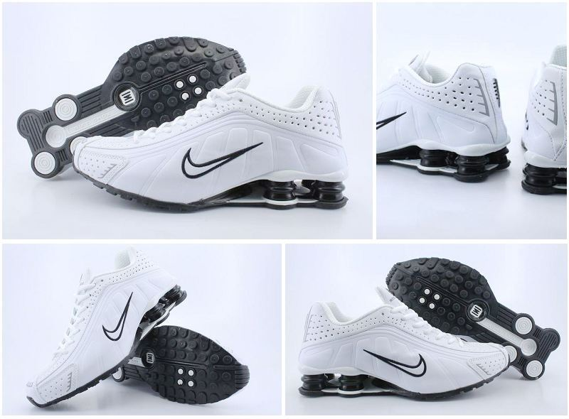 Nike Shox R4 Shoes White