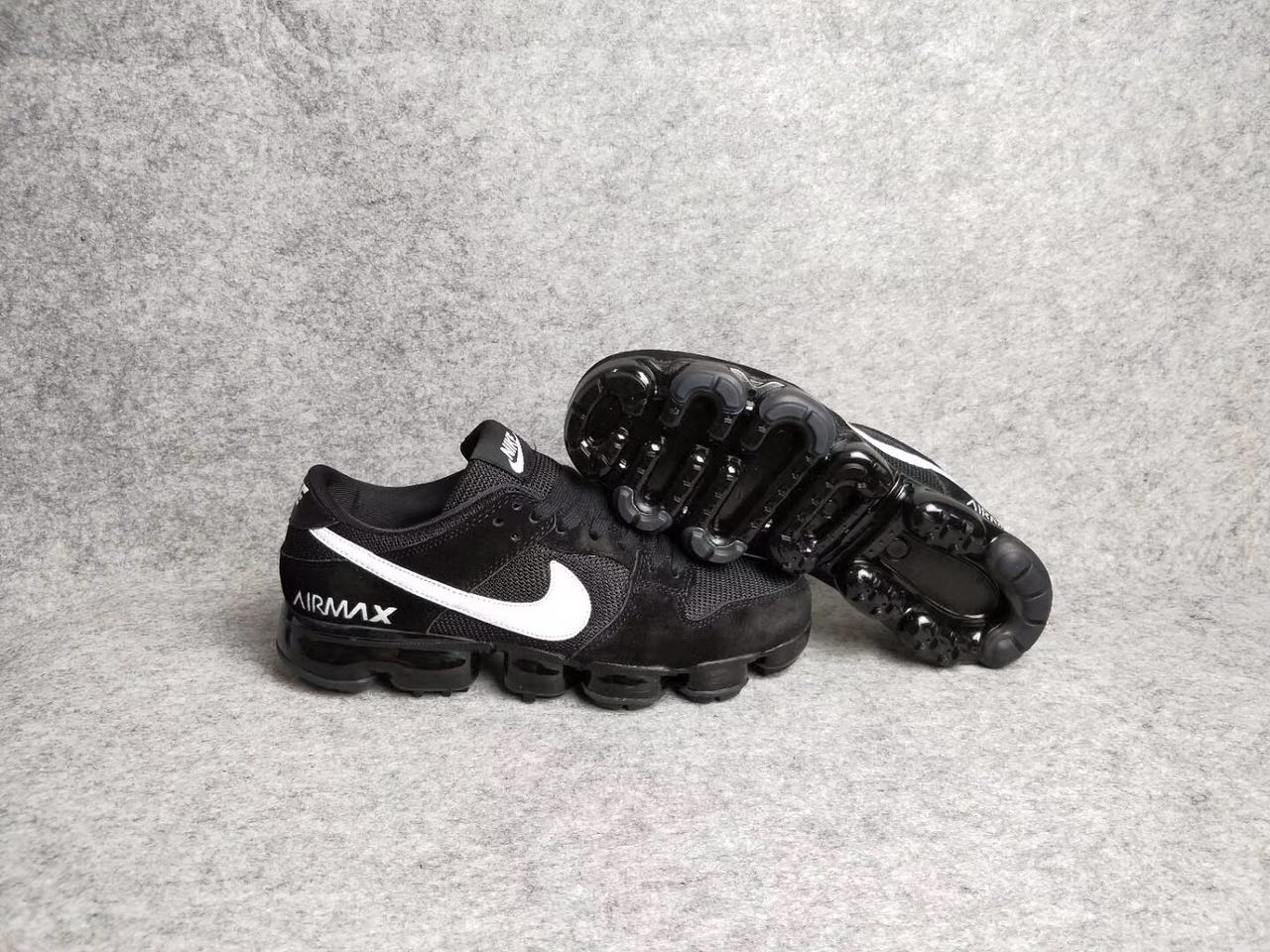 New Nike Air Max 2018 Black White Shoes