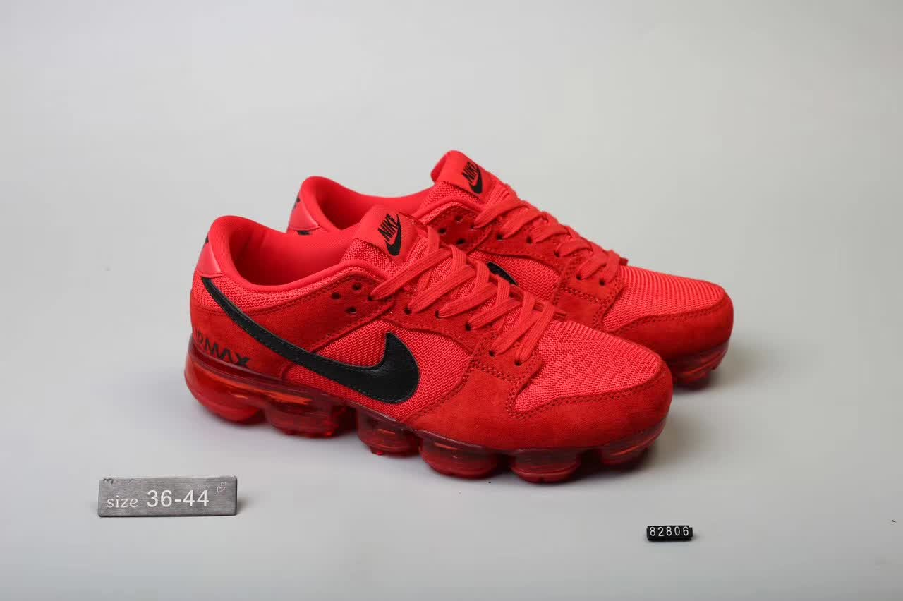 New Nike Air Max 2018 Red Black Shoes