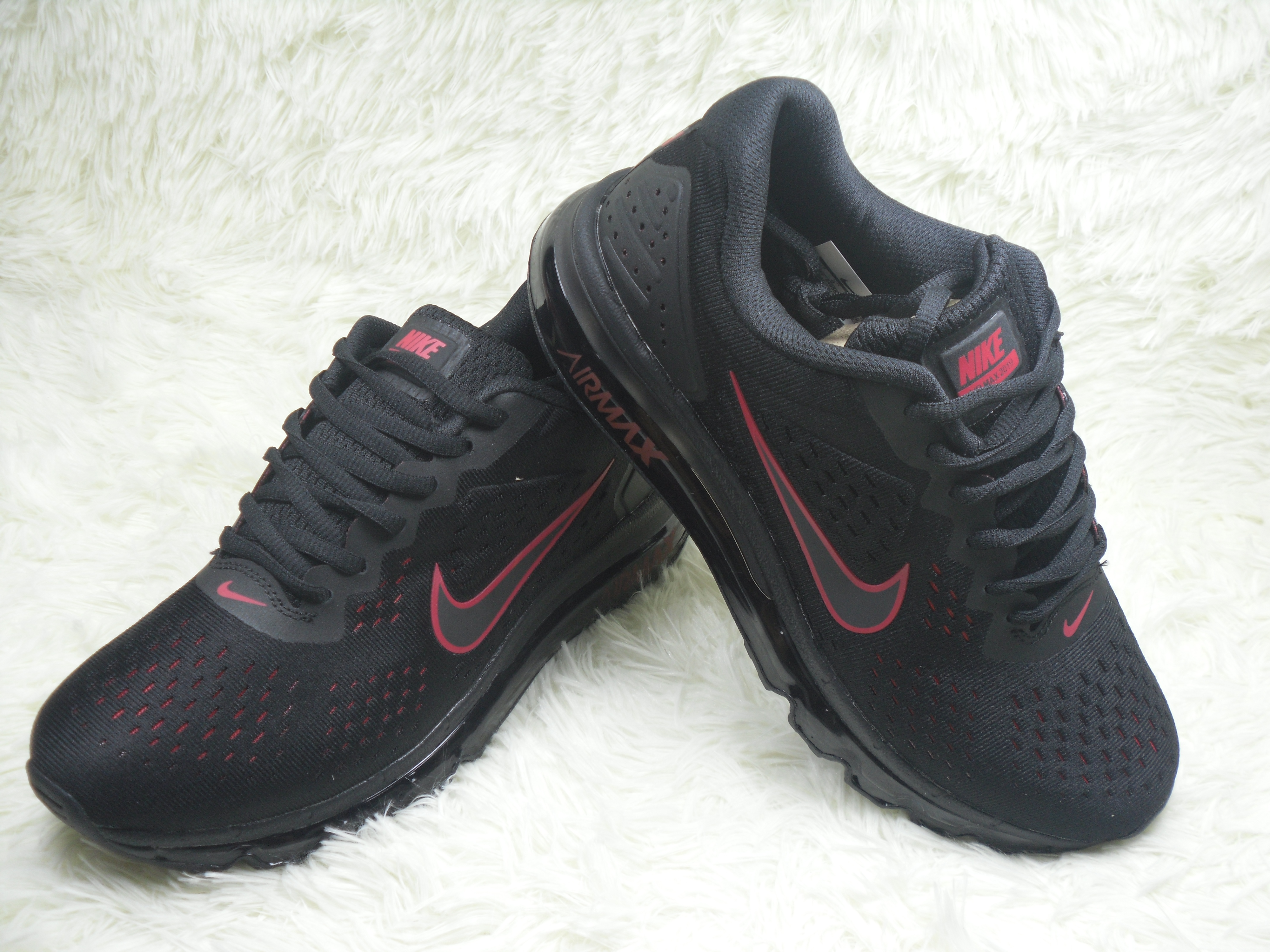 New Nike Air Max 2019 Black Pink