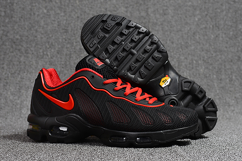 New Nike Air Max 96 Black Red Shoes