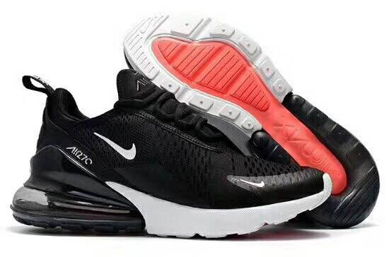 New Nike Air Max Flair 270 Nano Black White Shoes