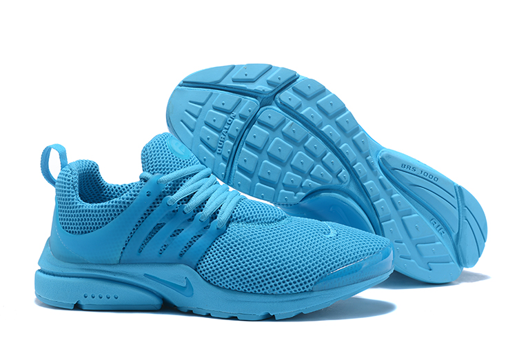 New Nike Air Presto 1 All Blue Shoes