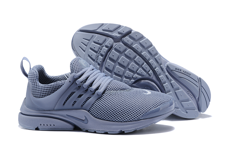 New Nike Air Presto 1 All Grey Shoes