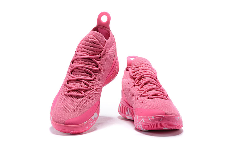 2019 Nike KD 11 Breast Cancer Pink White